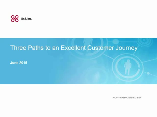 Three Paths to an Excellent Customer Journey
