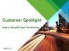 Customer Spotlight: How to Simplify App Provisioning