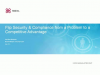 Flip Security & Compliance from a  Problem to a Competitive Advantage