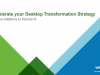 Accelerate your Desktop Transformation Strategy