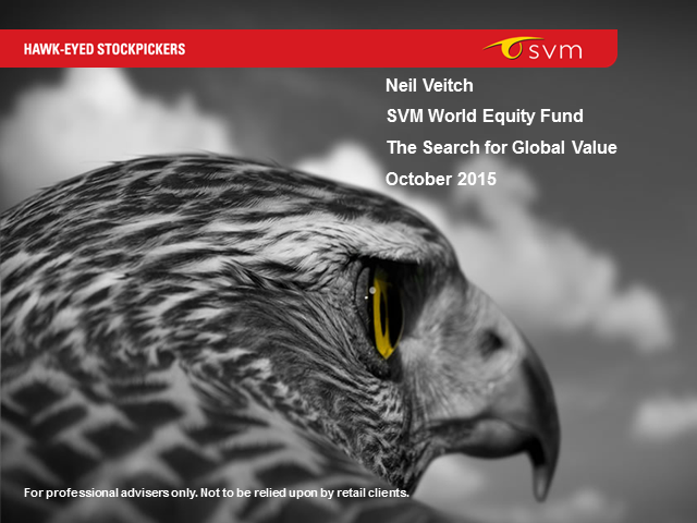 The Search for Global Value, SVM World Equity Fund