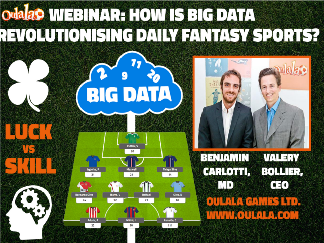 How is Big Data Revolutionising Daily Fantasy Sports?