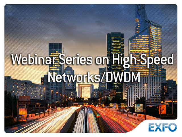 Best Practices for Deploying and Activating DWDM/High-Speed Networks-Optic Layer
