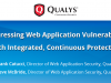 Addressing Web Application Vulnerability with Integrated, Continuous Protection