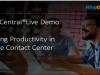 RingCentral Live - 9/4/2015 – Driving Productivity In the Contact Center