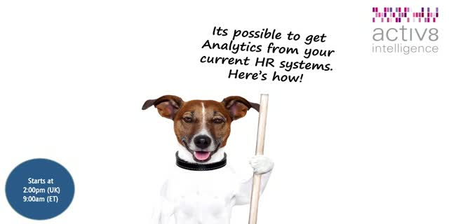 It's Possible to get Analytics From Your Current HR Systems; Here's How