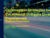 Optimization Strategies for Exceptional Software Download Experiences
