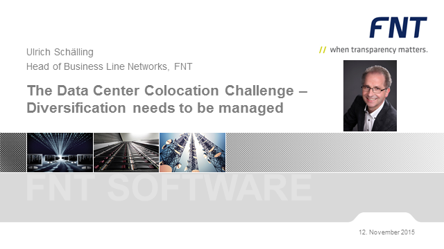 The Data Center Colocation Challenge – Diversification needs to be managed