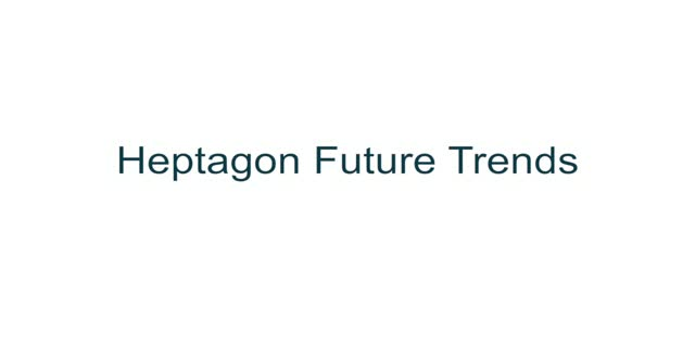 Heptagon Future Trends