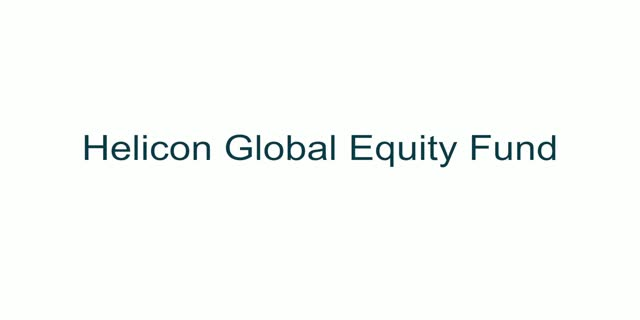 Helicon Global Equity Fund