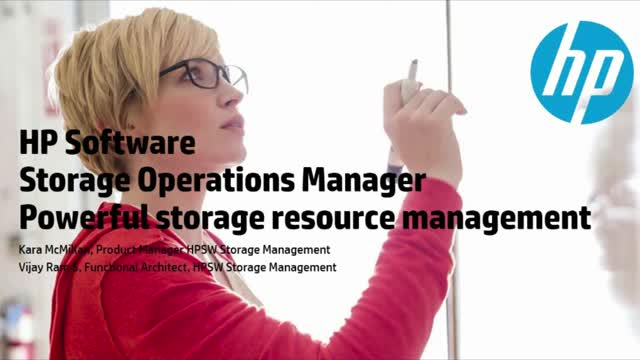 Challenges in storage resource management and their solutions