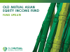 Old Mutual Asian Equity Income Fund Webcast - September 2015