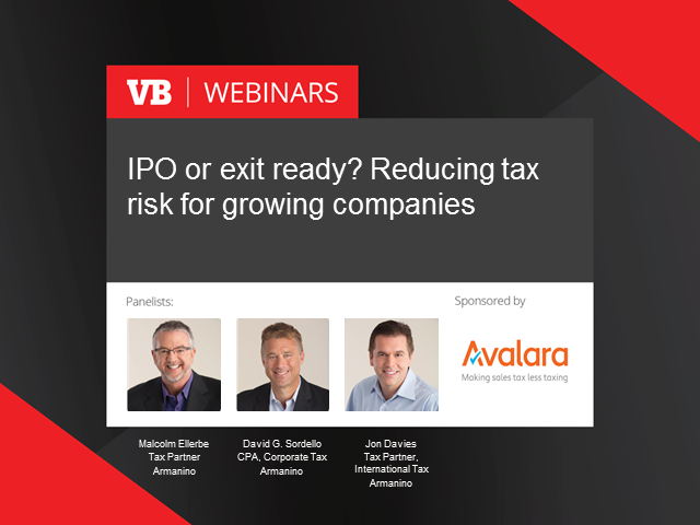 IPO or exit ready? Reducing tax risk for growing companies