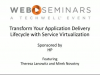 Transform Your Application Delivery Lifecycle with Service Virtualization