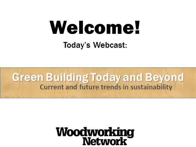 Green Building Today and Beyond
