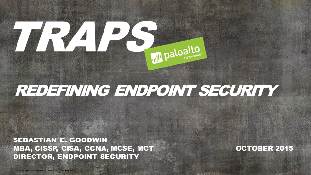 Key Findings on Endpoint Security and Real-Time Prevention featuring Forrester