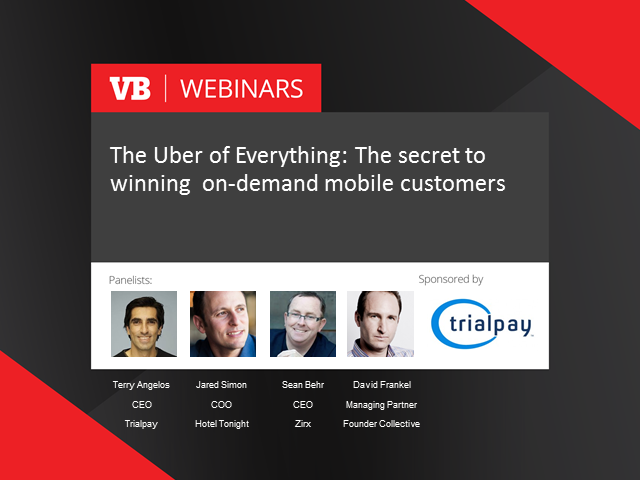 The Uber of Everything: The secret to winning on-demand mobile customers