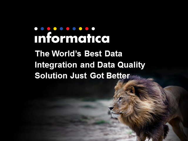 World's Best Data Integration and Data Quality Solution Just Got Better