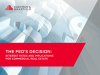The Fed's Decision: Interest Rates and Implications for Commercial Real Estate