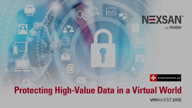 Storage Security for High-Value Data with George Crump