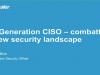 The Next Generation CISO