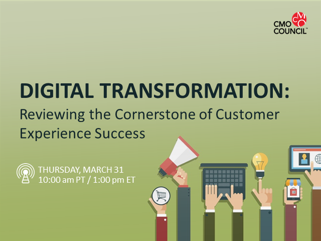 Digital Transformation: Reviewing the Cornerstone of Customer Experience Success