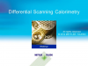 Principles of Differential Scanning Calorimetry (DSC)
