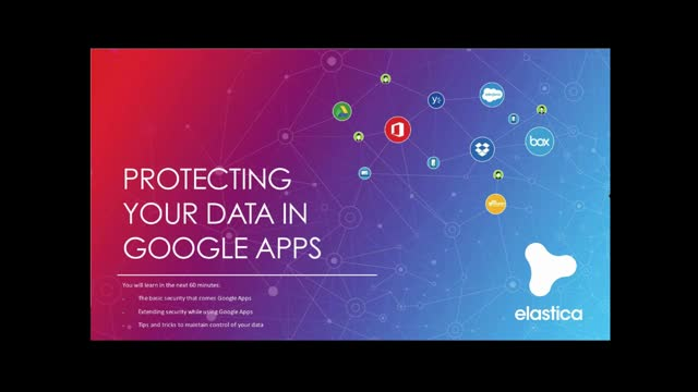 Protecting Your Data in Google Apps