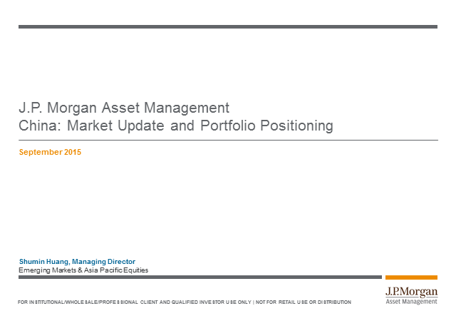 Trust update: JPMorgan Chinese Investment Trust