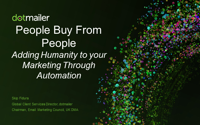 Adding Humanity Into Your Marketing Through Automation