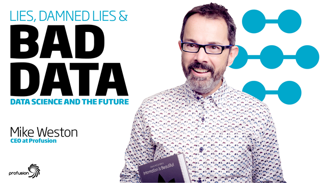 Lies, damned lies and bad data – The future and data science