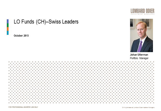 Identifying Swiss Leaders able to create value