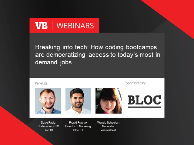 Breaking into tech: How coding bootcamps lead to today's most coveted jobs