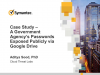 Case Study – A Government Agency's Passwords Exposed Publicly via Google Drive