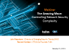 The Amazing Maze:  Controlling Network Security - SANS & Tufin Joint Webinar