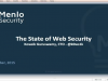 The State of Web Security: An Analysis of Common Malware Attacks