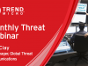 Monthly Threat Webinar - September update
