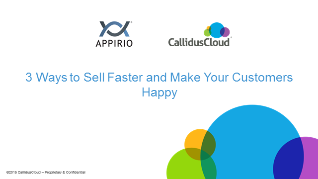 3 Ways to Sell Faster and Make Your Customers Happy