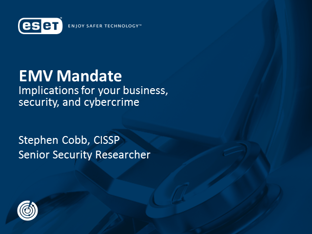 EMV Mandate - What businesses need to know
