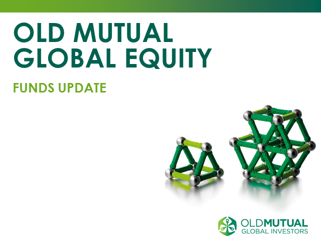 Old Mutual Global Equities Q3 2015 update call with Dr. Ian Heslop - PM