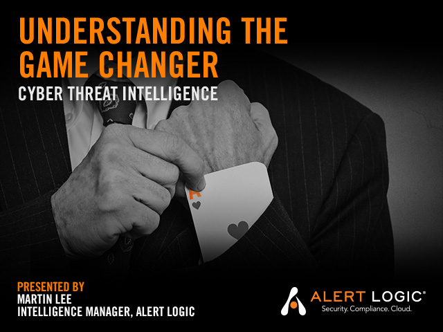 Understanding The Game Changer - Cyber Threat Intelligence