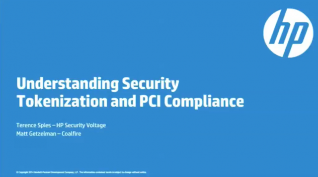 Understanding Security Tokenization and PCI Compliance