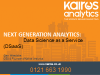 Next Generation Analytics: Data Science as a Service