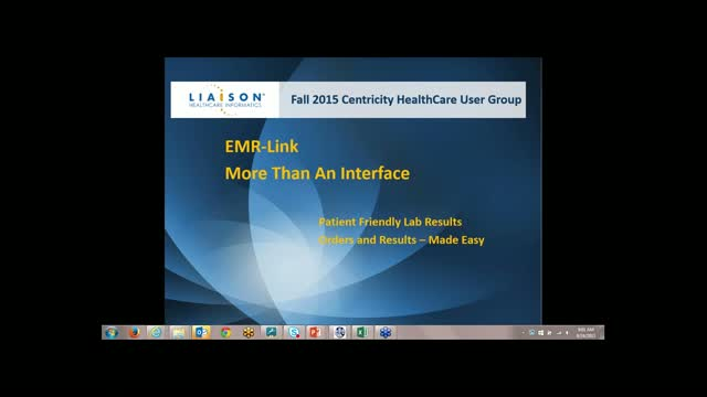 See Why 30,000 Clinicians Across the Country are Using EMR-Link