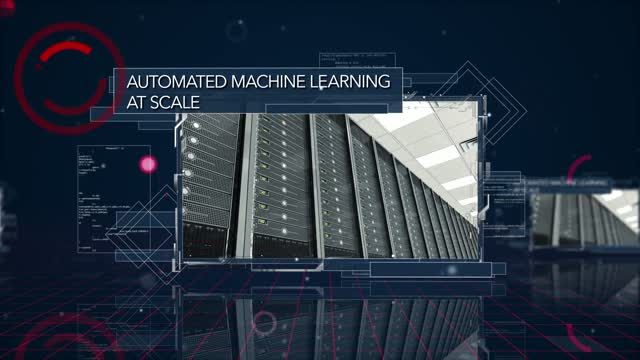 Automated Machine Learning at Scale