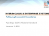 Coexistence: Hybrid Cloud Deployments & Enterprise Systems