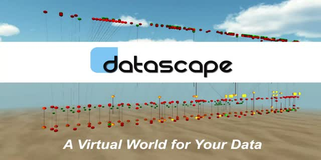 3D Immersive Data Visualisation