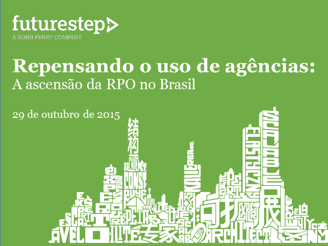 Rethinking agency usage: The rise of RPO in Brazil