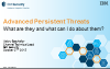 The Advanced Persistent Threat: How to explain it to your family and what to do