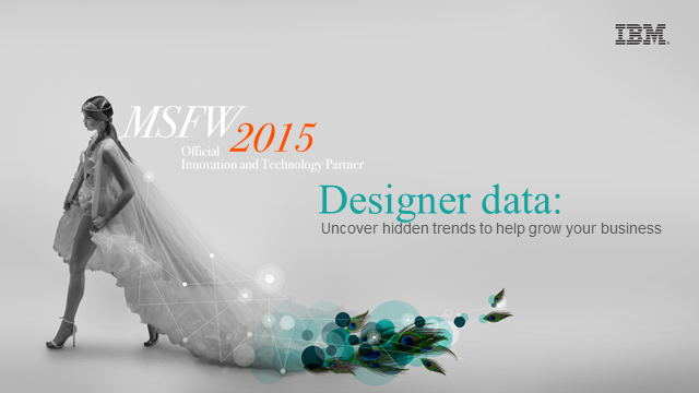 Designer data: Uncover hidden trends to help grow your business